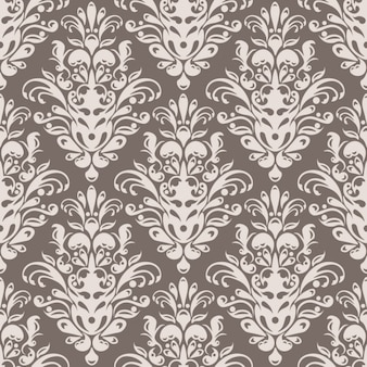 Damask seamless pattern. Damask Vectors  Photos and PSD files   Free Download