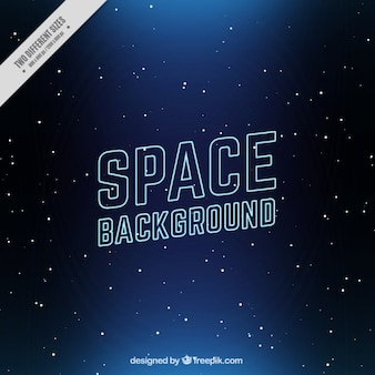 Dark background of space
