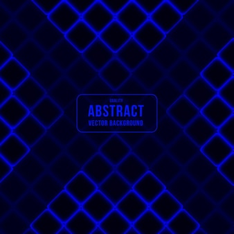 Dark blue background, technological theme