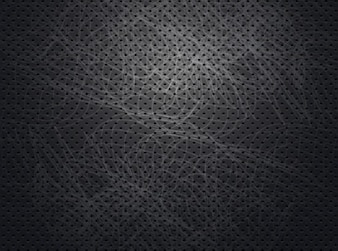 Dark metallic pattern background