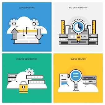 Data storage designs collection