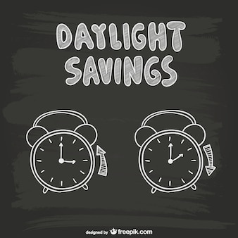 Daylight saving vector