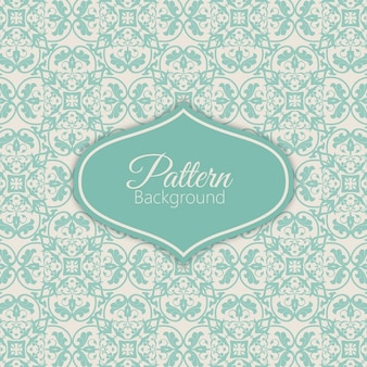 Decorative background with an elegant pattern