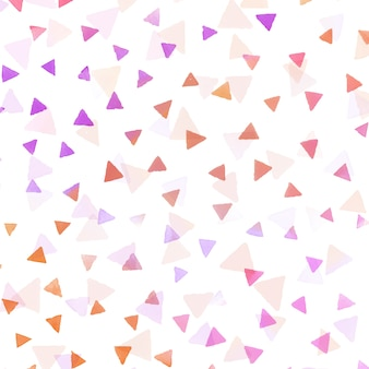 Decorative background with watercolor pattern
