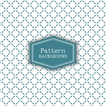 Decorative pattern in vintage style