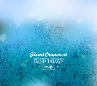 Декоративная текстура приветствие богато креативные