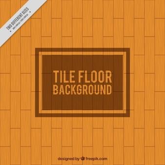 Decorative tile floor background