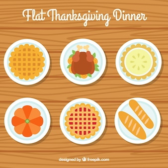 Delicious dishes for thanksgiving dinner