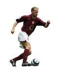 Dennis Bergkamp , football player legends