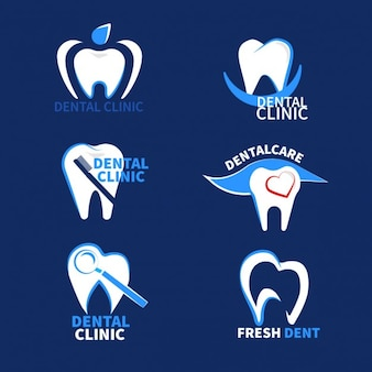 歯科ロゴタイプ