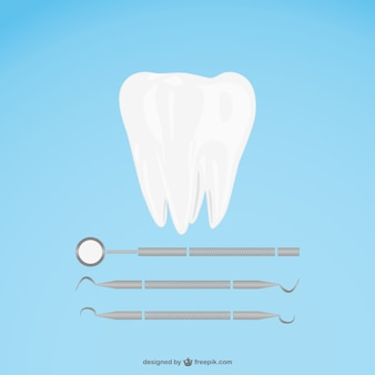 Dental medicine graphics