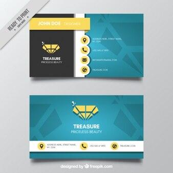 Diamond corporate card