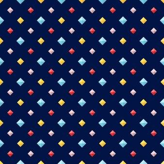 Diamonds pattern design