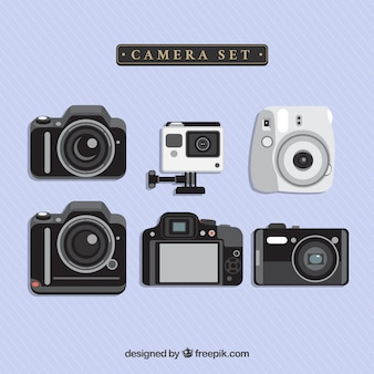 Digital Camera Set