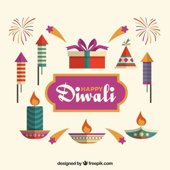 Diwali fireworks collection