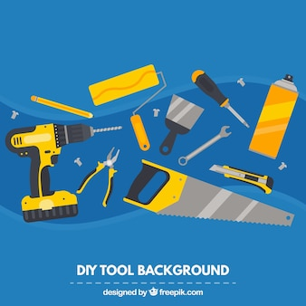 Diy tool background