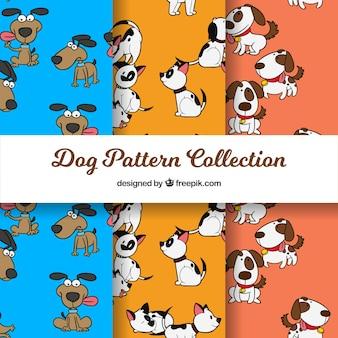Dog pattern set