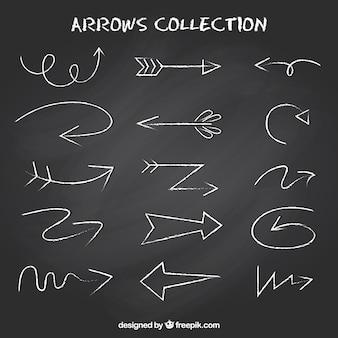 Doodles arrows pack