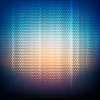 Dots background with soft colors