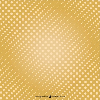 Dotted background vector