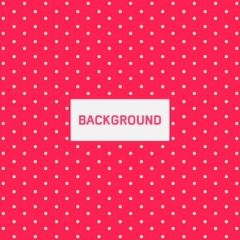 Dotted cute background