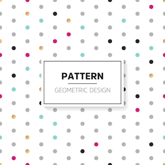 Dotted pattern design