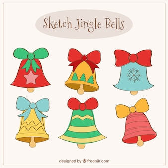 Drawn Jingle Bells Collection