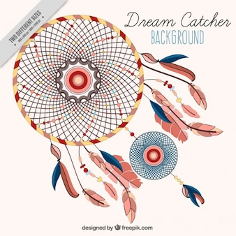 Dream catcher background