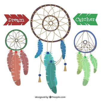 Dreamcatchers pack