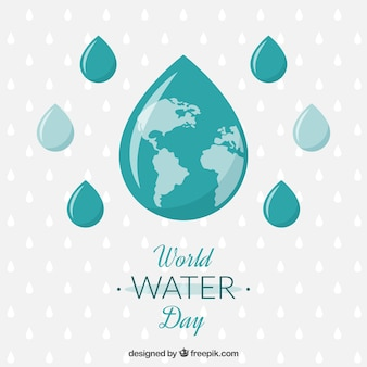 Drops World Water Day
