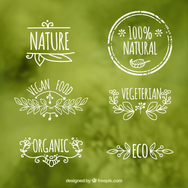Ecologic food labels
