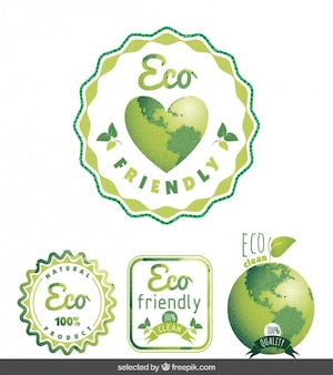 Ecology green badges