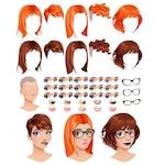 Edit cartoon characters