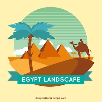 エジプト風景