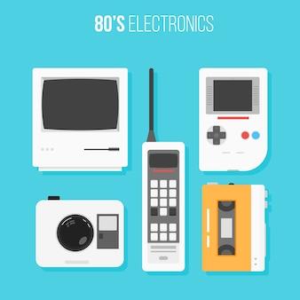 Eighties electronics gadgets