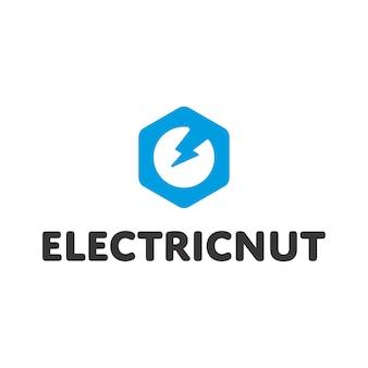 電気ナットのロゴ