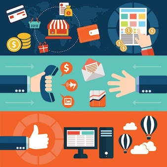 Electronic commerce process