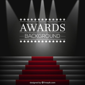 Elegant Awards Background