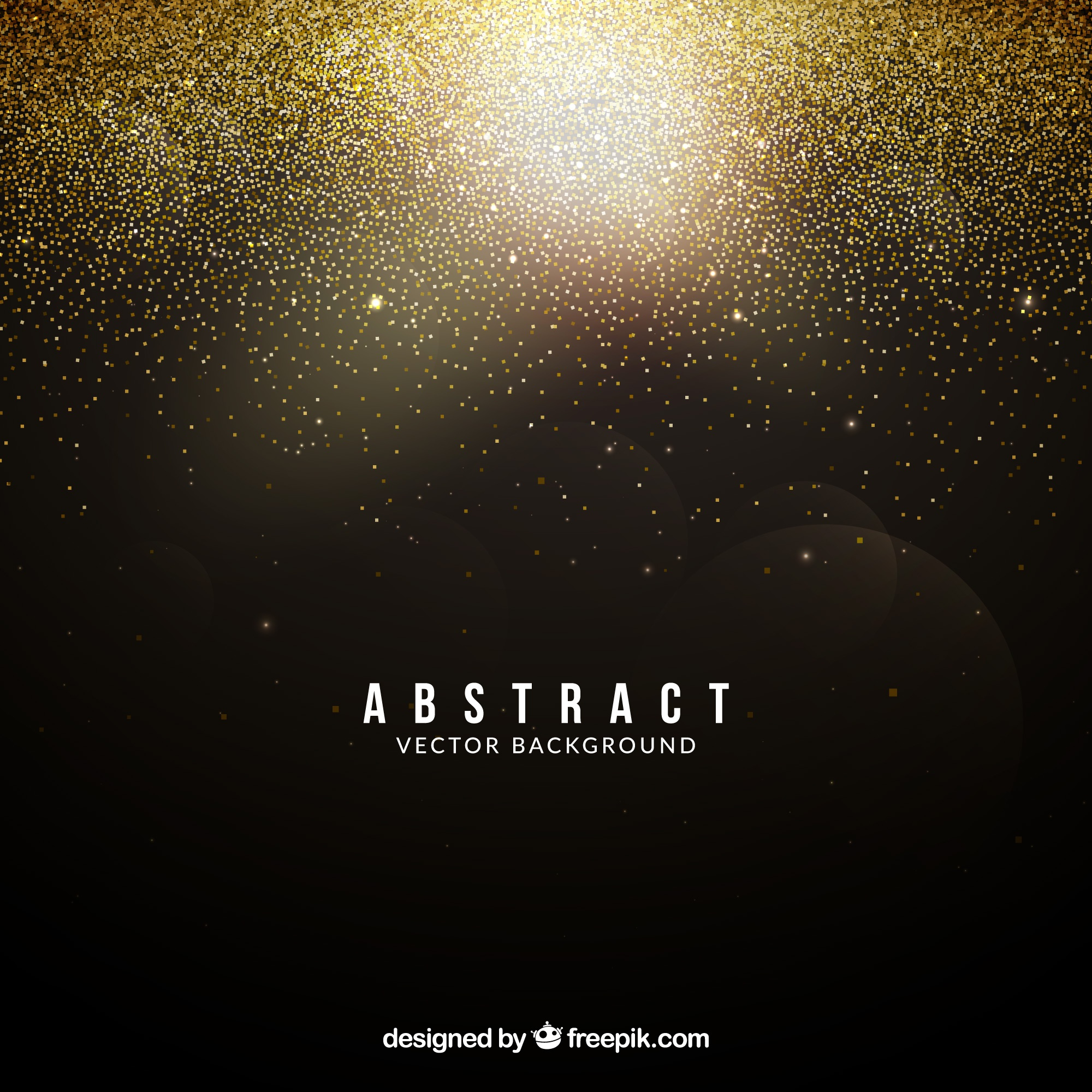 Elegant background with abstract style