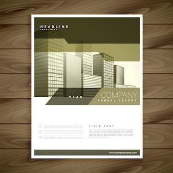 Elegant brochure design for your business