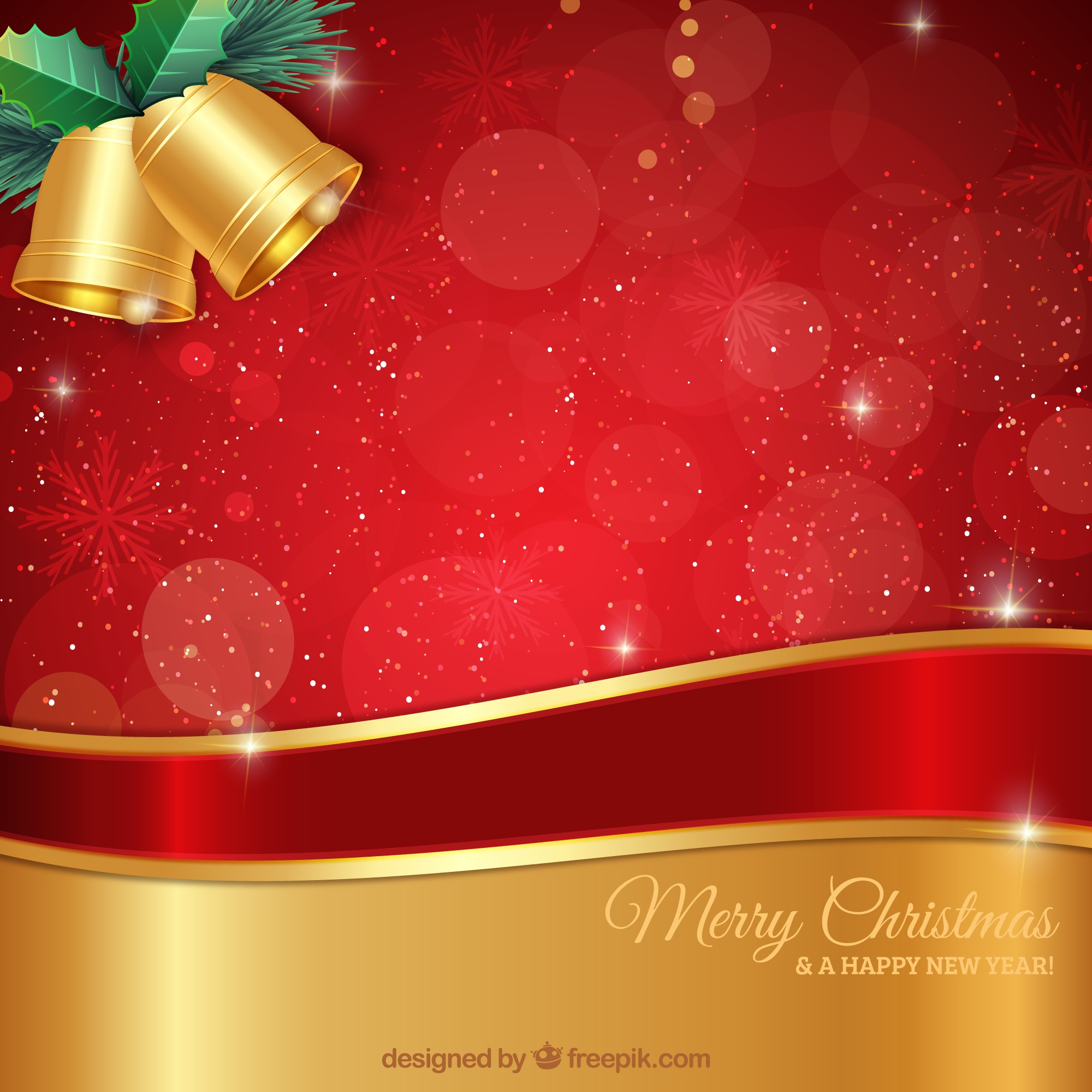 Elegant Christmas Greeting