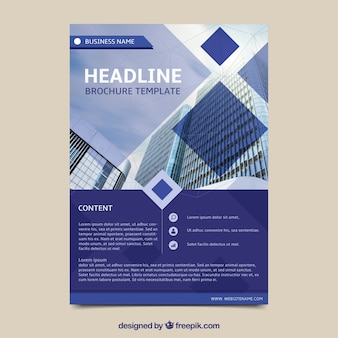 Elegant creative business brochure