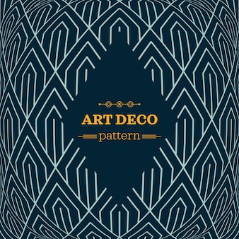 Deco vectors photos and psd files free download - What is art deco style ...