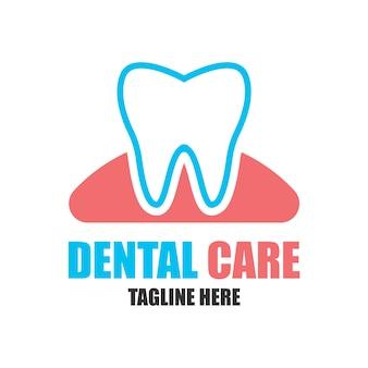 Elegant dental logo