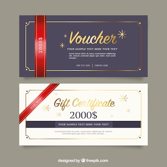 Elegant discount coupons