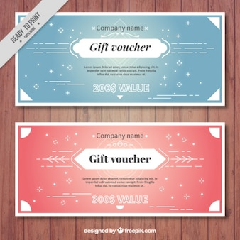 Elegant discount coupons