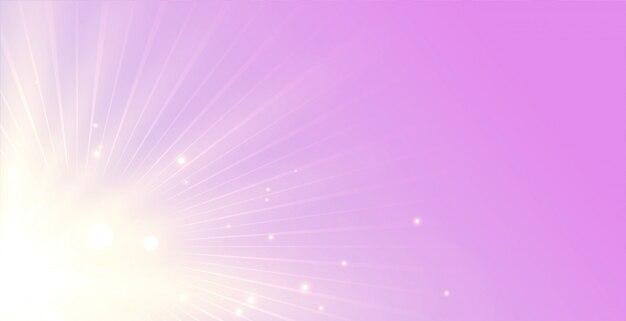 Elegant glowing rays background with light beam burst