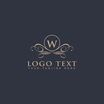 装飾用のロゴ