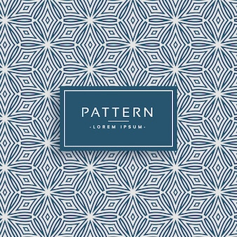 Elegant pattern design background