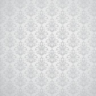 Elegant pattern with a damask style